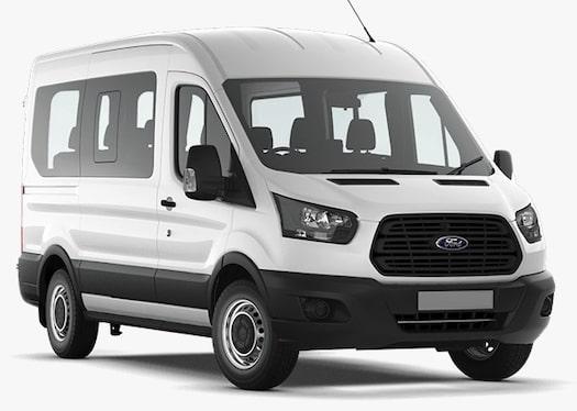17-Seat Minibus