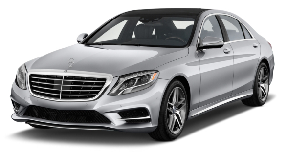 Silver Prestige Car