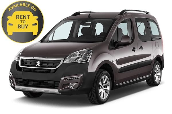 Adapted Peugeot Partner
