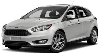 Adapted Ford Focus