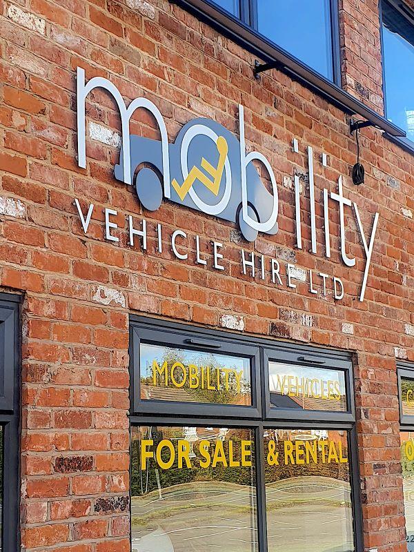 Mobility Vehicle Hire Premises