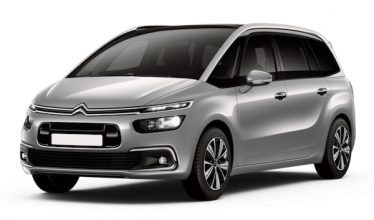 Adapted Citroen Picasso